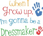 Future Dressmaker Kids T-shirts