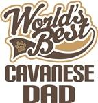 Cavanese Dad (Worlds Best) T-shirts