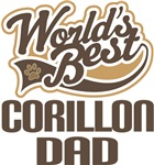 Corillon Dad (Worlds Best) T-shirts