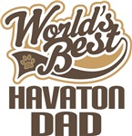 Havaton Dad (Worlds Best) T-shirts