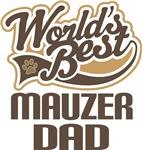 Mauzer Dad (Worlds Best) T-shirts