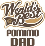 Pomimo Dad (Worlds Best) T-shirts