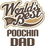 Poochin Dad (Worlds Best) T-shirts