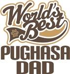 Pughasa Dad (Worlds Best) T-shirts
