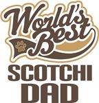 Scotchi Dad (Worlds Best) T-shirts