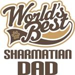 Sharmatian Dad (Worlds Best) T-shirts