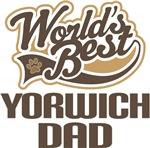 Yorwich Dad (Worlds Best) T-shirts