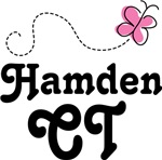 Hamden Connecticut T-shirts and Hoodi