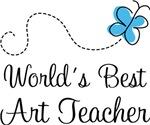 ART TEACHER GIFTS - WORLD'S BEST
