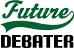 Future Debater Kids T Shirts