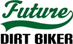 Future Dirt Biker Kids T Shirts