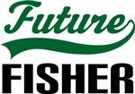 Future Fisher Kids T Shirts