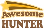 AWESOME HUNTER T SHIRTS