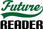 Future Reader Kids T Shirts