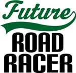 Future Road Racer Kids T Shirts