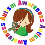 Cute Autism Awareness Gift T Shirts and Gear