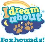 Foxhound Lover shirts and pajamas
