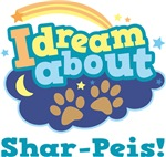 Shar-Pei Lover shirts and pajamas