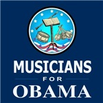 MUSICIANS FOR OBAMA
