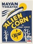 Alien Corn WPA Poster