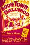 Boomtown Ballyhoo WPA Poster