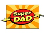 Super Hero Daddy