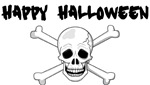 Skull & Crossbones Halloween