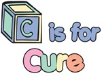 C is for Cure (block)