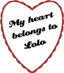 My Heart Belongs to Lolo