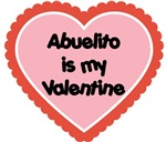 Abuelito is My Valentine
