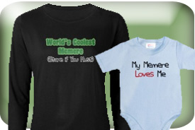 Memere Gifts and T-Shirts