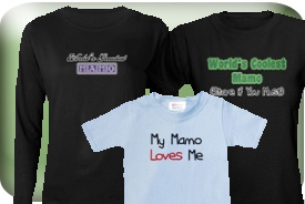 Mamo Gifts and T-Shirts