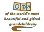 Opa of Gifted Grandchildren