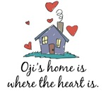 Oji's Home is Where the Heart Is