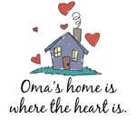 Oma's Home is Where the Heart Is