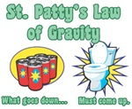 St. Patty's Law of Gravity