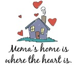 Mema's House is Where the Heart Is