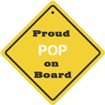 Proud Pop on Board