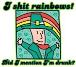 I shit rainbows!