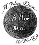 A New Moon 11/20/09
