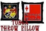 Tonga Throw Pillows