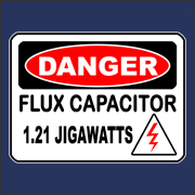 Danger Flux Capacitor