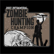 Intramural Zombie Hunting