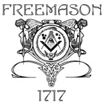 Masonic Deco Freemason