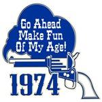 40th Birthday Gifts, Go Ahead Make Fun of My Age!