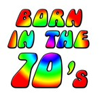 Born in the 70's!
