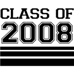 Class of 2008 T-Shirts & Gifts.