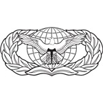 Air Force Security Forces Badge