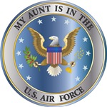 My Aunt is in the Air Force