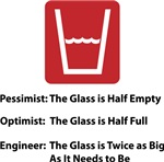 Is the Glass Half Empty?
